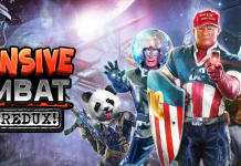 Offensive Combat: Redux! Logo