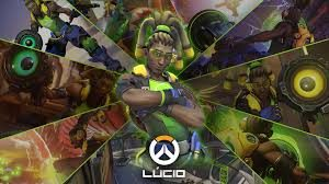 Lucio Overwatch Support