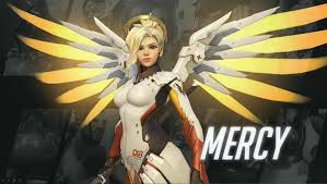 Mercy Overwatch Support
