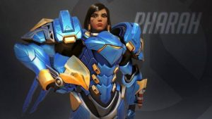 Pharah Overwatch Offense