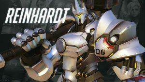 Reinhardt Overwatch Tank