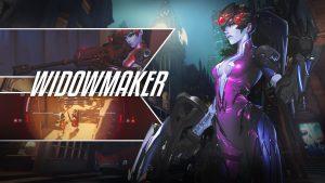 Widowmaker Overwatch Defense