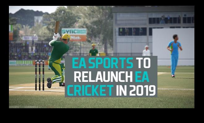 EA Cricket to relaunch