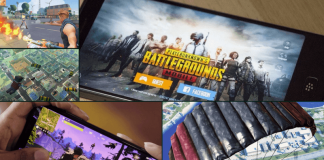 Mobile versions of Fortnite and PUBG