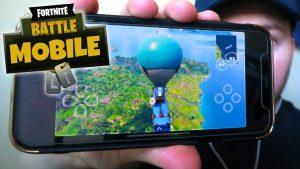 Battle Royale on Mobile