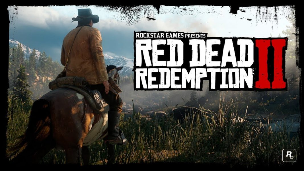 Red dead redemption 2 game-play