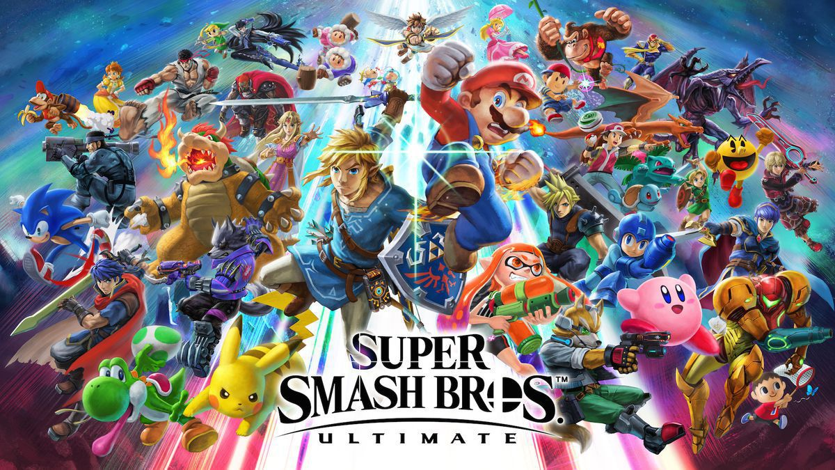 Super Smash Bro's Ultimate