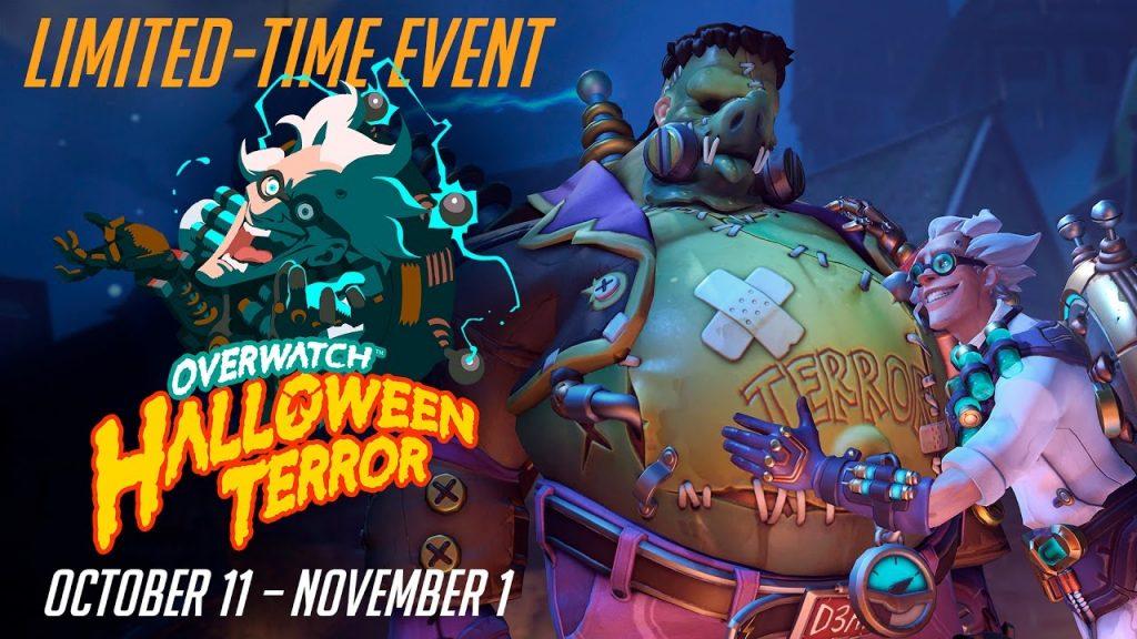 Last years Halloween Terror event.