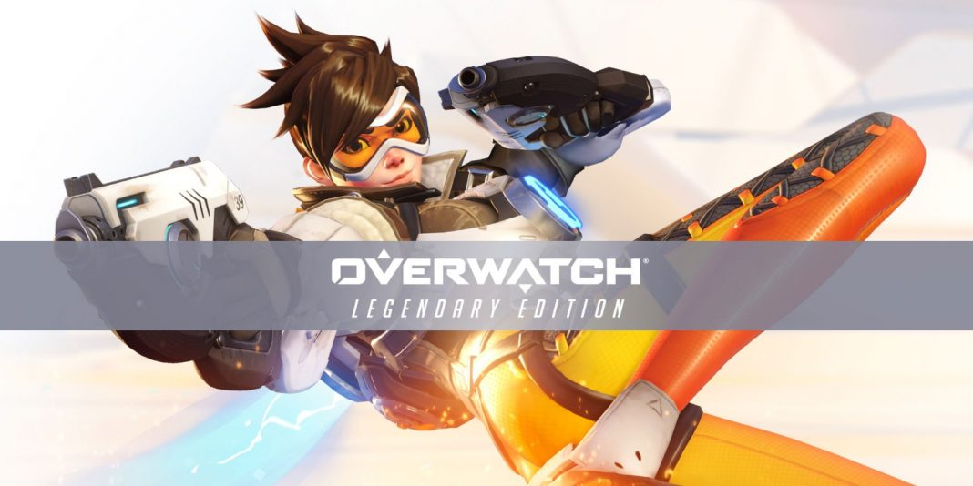 Overwatch Legendary Edition box art